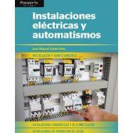INSTALACIONES ELECTRICAS Y AUTOMATISMOS