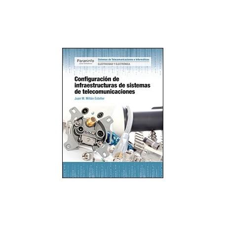 CONFIGURACION DE INFRAESTRUCTURAS DE SISTEMAS DE TELECOMUNICACIONES