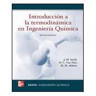 INTRODUCCION A LA INGENIERIA TERMODNAMICA EN INGENIERIA QUIMICA
