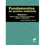 FUNDAMENTOS DE QUIMICA AMBIENTAL. . Volumen 1