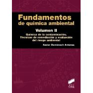 FUNDAMENTOS DE QUIMICA AMBIENTAL. Volumen 2