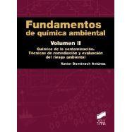 FUNDAMENTOS DE QUIMICA AMBIENTAL. Volumen 2