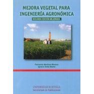 MEJORA VEGETAL PARA INGENIEROA AGONOMICA - 2ª Edición