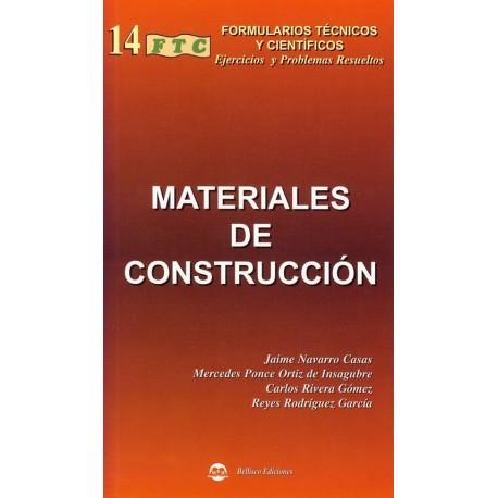 FTC - MATERIALES DE CONSTRUCCION