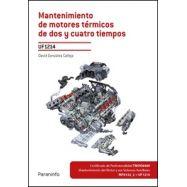 MANTENIMIENTO DE MOTORES TERMICOS DE DOS Y CUATRO TIEMPOS