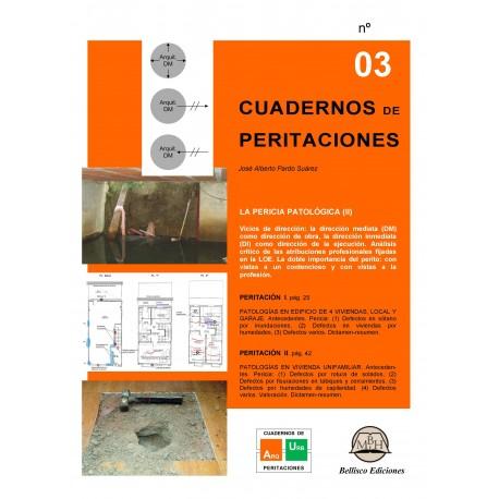 CUADERNO DE PERITACIONES - Volumen 3
