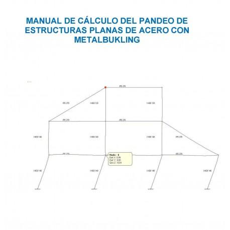 PROGRAMA METALBUCKLING- Cálculo a Pandeo de Estructuras Planas