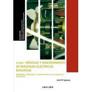 MONTAJE Y MANTENIMIENTO DE MAQUINAS ELECTRICAS ROTATIVAS
