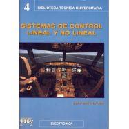 SISTEMAS DE CONTROL LINEAL Y NO LINEAL