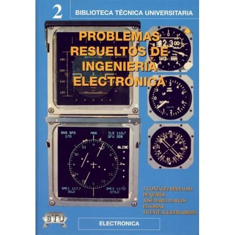 PROBLEMAS RESUELTOS DE INGENIERIA ELECTRONICA