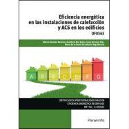 EFICIENCIA ENERGETICA EN INSTALACIONES DE CALEFACCION Y ACS EN LOS EDIFICIOS