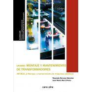 MONTAJE Y MANTENIMIENTO DE TRANSFORMADORES