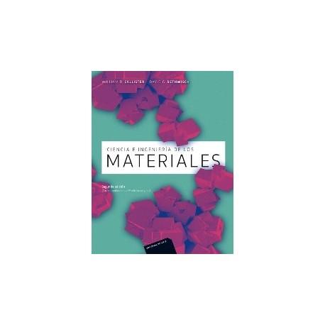 CIENCIA E INGENIERIA DE LOS MATERIALES - 2ª Edición