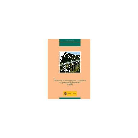 IAPF- Instrucciones a considerar en Puentes de Ferrocarriles