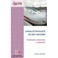 LINEAS DE FERROCARRIL DE ALTA VELOCIDAD