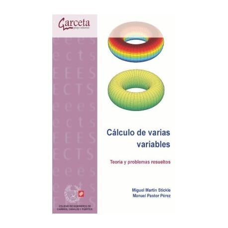 CALCULO DE VARIAS VARIABLES . Teoría y Problemas Resueltos