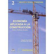 ECONOMIA APLICADA A LA CONSTRUCCION