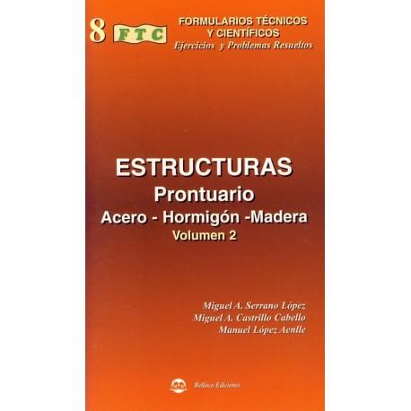 FTC- Estructuras (Acero - Hormigón - Metálicas). Volumen 2