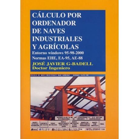 CALCULO POR ORDENADOR DE NAVES INDUSTRIALES Y AGRCOLAS