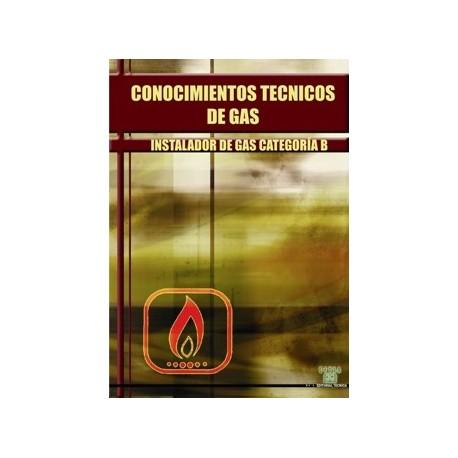 CONOCIMIENTOS TECNICOS DE GAS