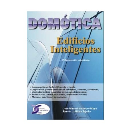 DOMOTICA - EDIFICIOS INTELIGENTES