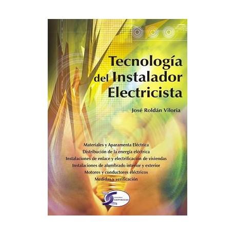TECNOLOGIA DEL INSTALADOR ELECTRICISTA