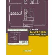 APRENDER AUTOCAD 2009 CON 100 EJERCICIOS PRACTICOS