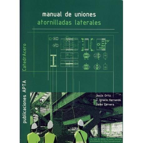 MANUAL DE UNIONES ATORNILLADAS LATERALES
