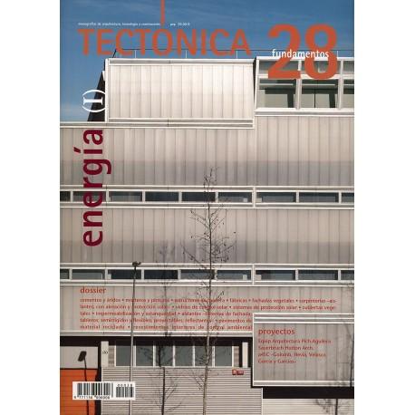 TECTONICA - Nº 28. ENERGIA (I) . Fundamentos