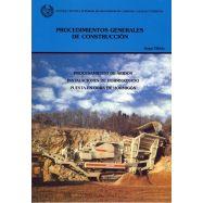 PROCESAMIENTO DE ARIDOS. INSTALACIONES DE HORMIGONADO. PUESTA EN OBRA DE HORMIGON (Procedimientos Generales de Construccion)