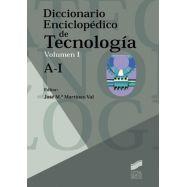DICCIONARIO ENCICLOPEDICO DE TECNOLOGIA - 2 Volúmenes