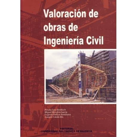 VALORACION DE OBRAS DE INGENIERIA CIVIL