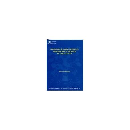 DEPURACIONDE AGUAS RESIDUALES:MODELIZACION DE PROCESOS DE LODOS ACTIVOS