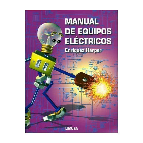 MANUAL DE EQUIPOS ELECTRICOS