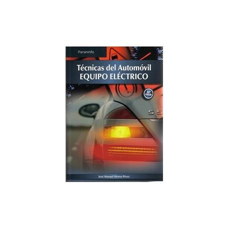 TECNICAS DEL AUTOMOVIL.Equipo eléctrico