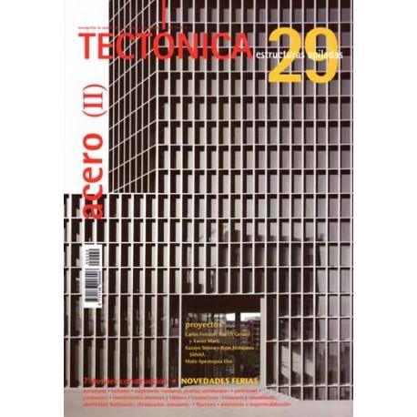 TECTONICA 29 - ACERO (II). Estructuras Apiladas