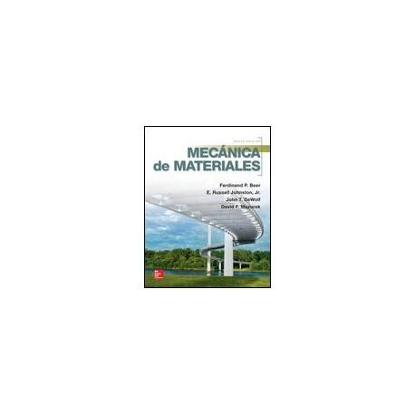 MECANICA DE MATERIALES - 6ª Edición
