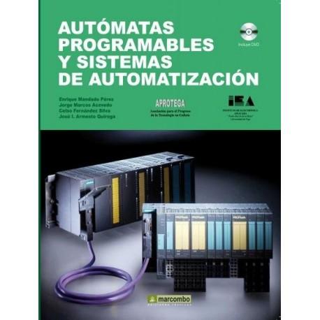 AUTOMATAS PROGRAMABLES Y SISTEMAS DE AUTOMATIZACION- 2ª Edición