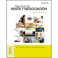 TECNICAS DE VENTA Y NEGOCIACION