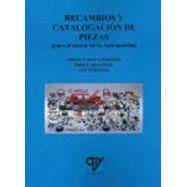 RECAMBIOS Y CATALOGACION DE PIEZAS DEL AUTOMOVIL