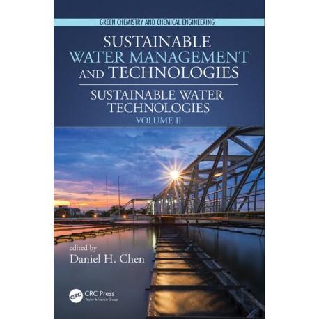 SUSTAINABLE WATER TECHNOLOGIES - VOLUMEN 2