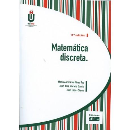 MATEMATICA DISCRETA - 3ª Edición