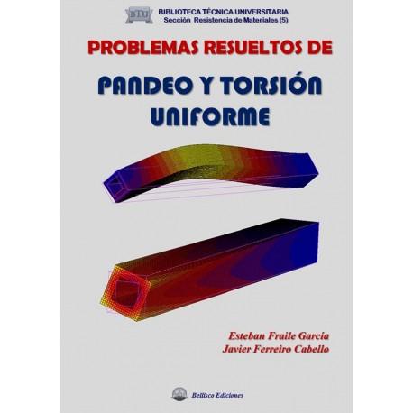 PROBLEMAS RESUELTOS DE PANDEO Y TORSION UNIFORME