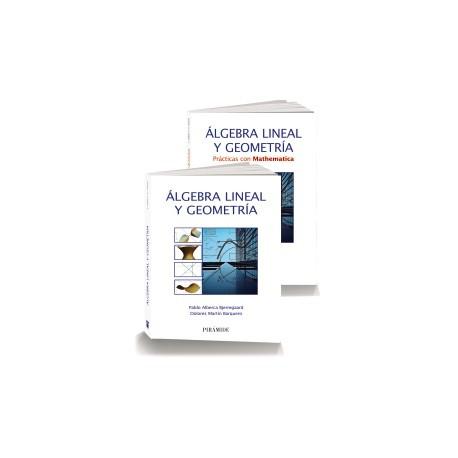 PACK - ALBGEBRA LINEAL Y GEOMETRIA