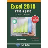 EXCEL 2016 PASO A PASO. 2ª Edición Actualizada