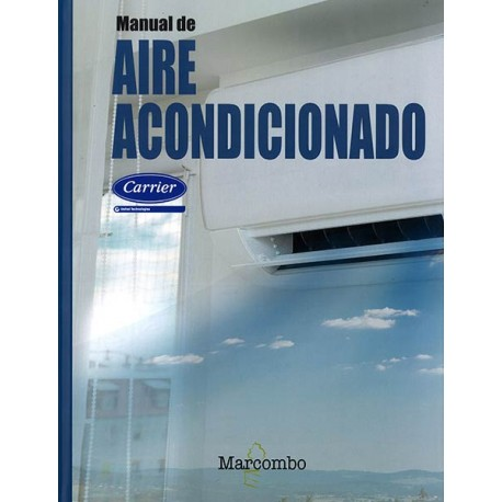 MANUAL DE AIRE ACONDICIONADO CARRIER - 2ª Edición