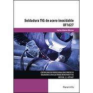 SOLDADURA TIG DE ACERO INOXIDABLE - UF1627
