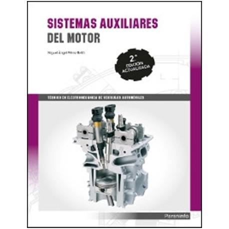 SISTMAS AUXILIARES DEL MOTOR - 2ª Edicicón