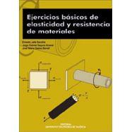 EJERCICIOS BASICOS DE ELASTICIDAD Y RESISTENCIA DE MATERIALES
