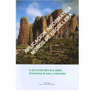 APLICACION INFORMATICA MUROS DE ESCOLLERA (Incluye en PDF el libro CALCULOS DETALLADOS ESTRUCTURAS DE PASO Y CONTENCION)